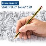 [스테들러] 노리스 연필 120 HB,B,2B 낱개