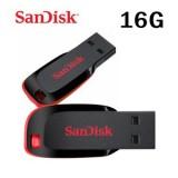 [샌디스크] Cruzer Blade Z50 USB/정품인증 16G