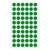 [예현] 좋은라벨/굿라벨/예현라벨/원형스티커/원형라벨 (초록)