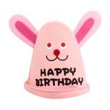 [파티용품]26000.생일토끼모자/생일모자