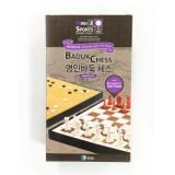 [명인랜드] 소형양면자석 바둑+체스 (M-150)