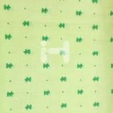 [옥양목]무늬천(1마) - 연두아가타