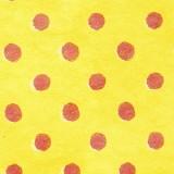 부직포포장지롤 - 130-3.투칼라도트 노랑(50cm x 18m)_3롤남음