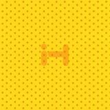 (비접착)무늬펠트 소(30x45cm) - 651.노랑땡땡이