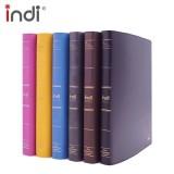 [indi] 인디 가띠 링클리어화일 A4 (40매)