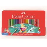 [파버카스텔] 레드틴수채색연필60색