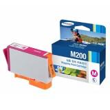 [삼성] 정품잉크 프린터잉크 카트리지 M200 / 빨강