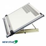 [뉴스타] 휴대용제도판 휴대용제도기 NS-PT(M) 0406 (자석) 40x60