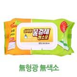 [청소용품][택배발송불가] 실속형 물걸레 청소포 (중형) 30*20cm (주문상품)