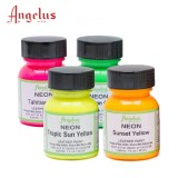 [Angelus] 엔젤러스 아크릴 레더페인트 네온 1oz 29.5ml
