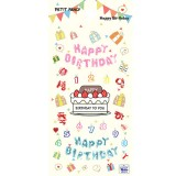 [쁘띠팬시] DA5510 Happy Birthday 해피벌스데이 스티커