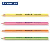 [STAEDTLER] 스테들러 128 형광색연필 텍스트서퍼 드라이 형광펜