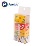 [프린텍] 포스트잇 FO4406-9 팝업플래그오피스팩 8+2EA 44x06mm