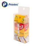 [프린텍] 포스트잇 FO4412-5_팝업플래그5색(20매) 8+2