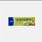[크린랲] 크린 이중지퍼백 소 18*20cm 20매