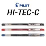 [PILOT] 파이롯트 하이테크-C 0.25mm,0.3mm,0.4mm,0.5mm