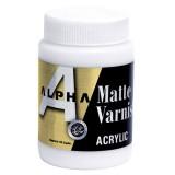 [알파] 매트바니쉬(Matte Varnish) 250ML