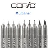 [Copic] 코픽 멀티라이너 블랙 [0.03mm~1.0mm/BM/BS]