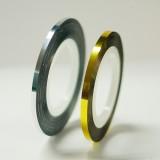 [TOYO] 라인테이프 (2.5mm/금.은색)